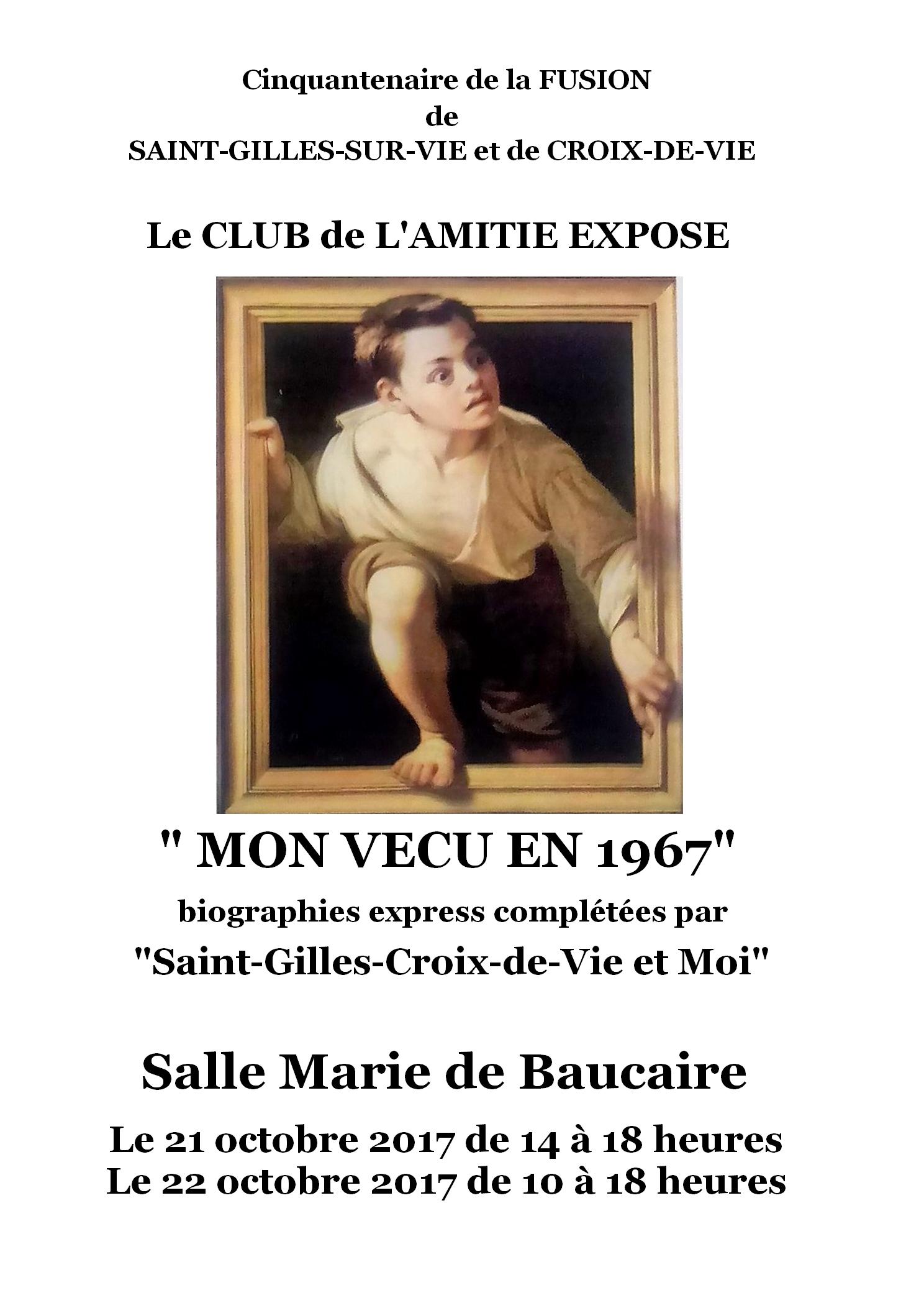 Exposition photos – Fusion de St Gilles et Croix de Vie